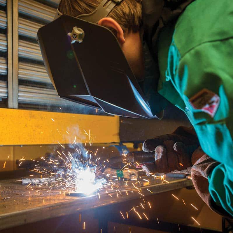 United Way Career Academies - Welding Trainee