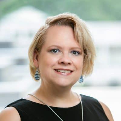 Carrie Zelin Johnson, Program Officer, Education