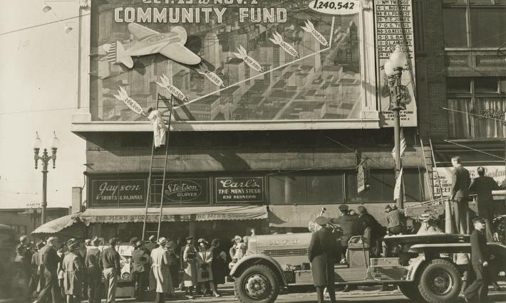 GTCUW 1940s Community Fund